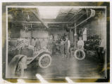 Automotive repair shop, Pierce County, N.D.