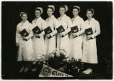 Good Samaritan Hospital School for Nurses graduates portrait, class of 1938
