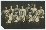 Rugby High School band, Rugby, N.D.