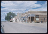 Population 300, Main Street, Taylor, N.D.