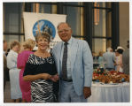 Jeannette and Dick Backes at North Dakota Centennial party, Bismarck, N.D.