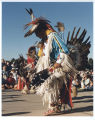 Native American dancers at North Dakota Centennial celebration, Bismarck, N.D.