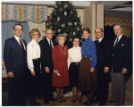 Governor George Sinner, Jane Sinner, Art Link, Grace Link, Christine Murray Kauk, Barbara Olson,...