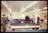 Game room, Recreation Center, Grand Forks Air Base, Grand Forks, N.D.
