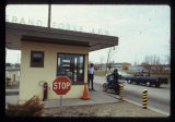 Guard Station, Main Gate, Grand Forks Air Force Base, Grand Forks, N.D.