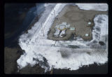 Aerial view of Missile Launch Facility, North Dakota