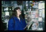 Customer at Base Exchange, Air Force Base, Grand Forks, N.D.