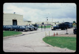 Transportation garage, Air Force Base, Grand Forks, N.D.