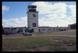 Air control tower, Air Force Base, Grand Forks, N.D.
