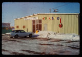Base Exchange Laundry and Cleaners, Air Force Base, Grand Forks, N.D.