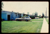 Housing at Air Force Base, Grand Forks, N.D.