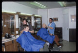Barber shop, Air Force Base, Grand Forks, N.D.