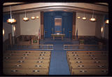 New Chapel Interior, Air Force Base, Grand Forks, N.D.