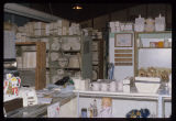 Ceramics Studio and kiln, Air Force Base, Grand Forks, N.D.