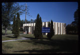 Visitors Reception Center, Air Force Base, Grand Forks, N.D.