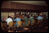 Casual bar, NCO Club, Air Force Base, Grand Forks, N.D.