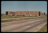 Barracks at Air Force Base, Grand Forks, N.D.