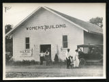 Women's building, W.C.T.U. headquarters, Kenmare ND
