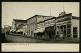 East Side of Square, Kenmare, N.D.