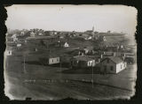 Bird's-eye view of Kenmare, N.D.