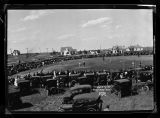 Baseball game, Kenmare, N.D.