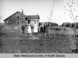 Women settlers in Hettinger County, N.D.