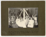 Gertrude Mount's birthday party in Northwest Hotel, Bismarck, N.D.
