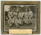 Baseball team, Pembina, N.D.