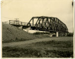 Red River Bridge, Pembina, N.D.