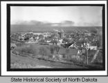 View of Minot, N.D.