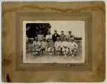 Neche baseball team portrait
