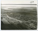 Aerial over New Town, N.D.