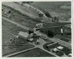 Aerial over Victoria Elevator, Ray, N.D.