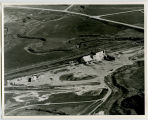 Aerial over Dakota Salt and Chemical Company, Williston, N.D.