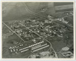 Aerial over Alamo, N.D.