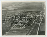 Aerial over Wildrose, N.D.
