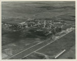 Aerial over Tolley, N.D.
