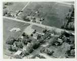 Aerial over St. Anthony's Church, Selz,  N.D.