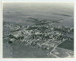 Aerial over Maddock, N.D.