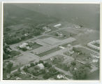 Aerial over school, Page, N.D.