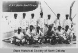 C.P.O. Race-Boat Crew U.S.S. North Dakota