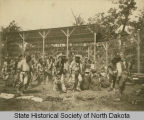 Native Americans at Chautauqua, Devils Lake, N.D.