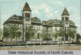 High School, Langdon, N.D.