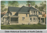 Dr. Paul Bilden residence, Northwood, N.D.