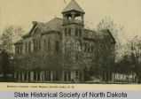 Ramsey County Court House, Devils Lake, N.D.