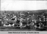 View of Mandan, N.D.