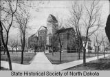 High school, Grafton, N.D.