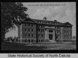 Girls dormitory, State Normal School, Mayville, N.D.