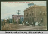 South side of square, Kenmare, N.D.