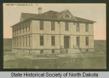 High School, Donnybrook, N.D.